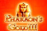 Pharaohs Gold III аппараты 777